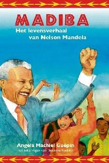 Omslag Madiba; het levensverhaal van Nelson Mandela